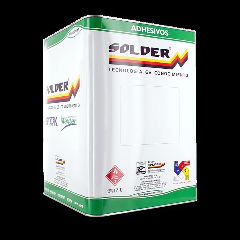 Adhesivos Base Solvente