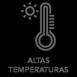 Resistencia a altas temperaturas - ico