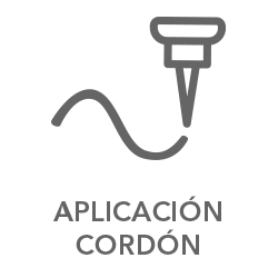 Aplicación de Cordón - ico