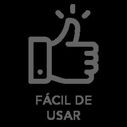 Fácil de Usar - ico