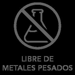 Libre de Metales Pesados - ico