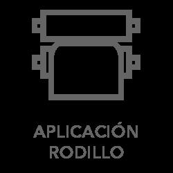 Aplicación por Rodillo- ico